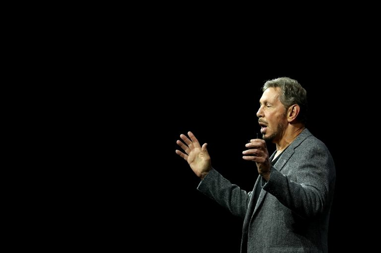 Billionaire Larry Ellison Is Attempting to Manage COVID-19 on the Hawaiian Island He Owns
