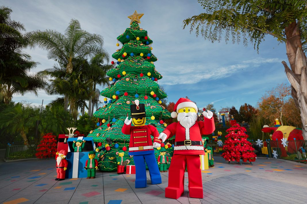 legoland holiday events best holiday things to do los angeles 2020