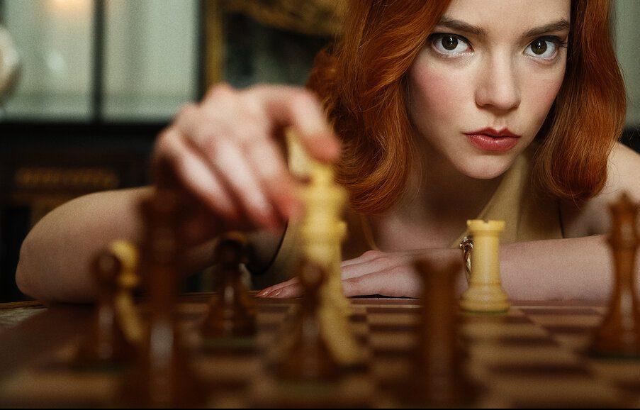 queens gambit chess netflix