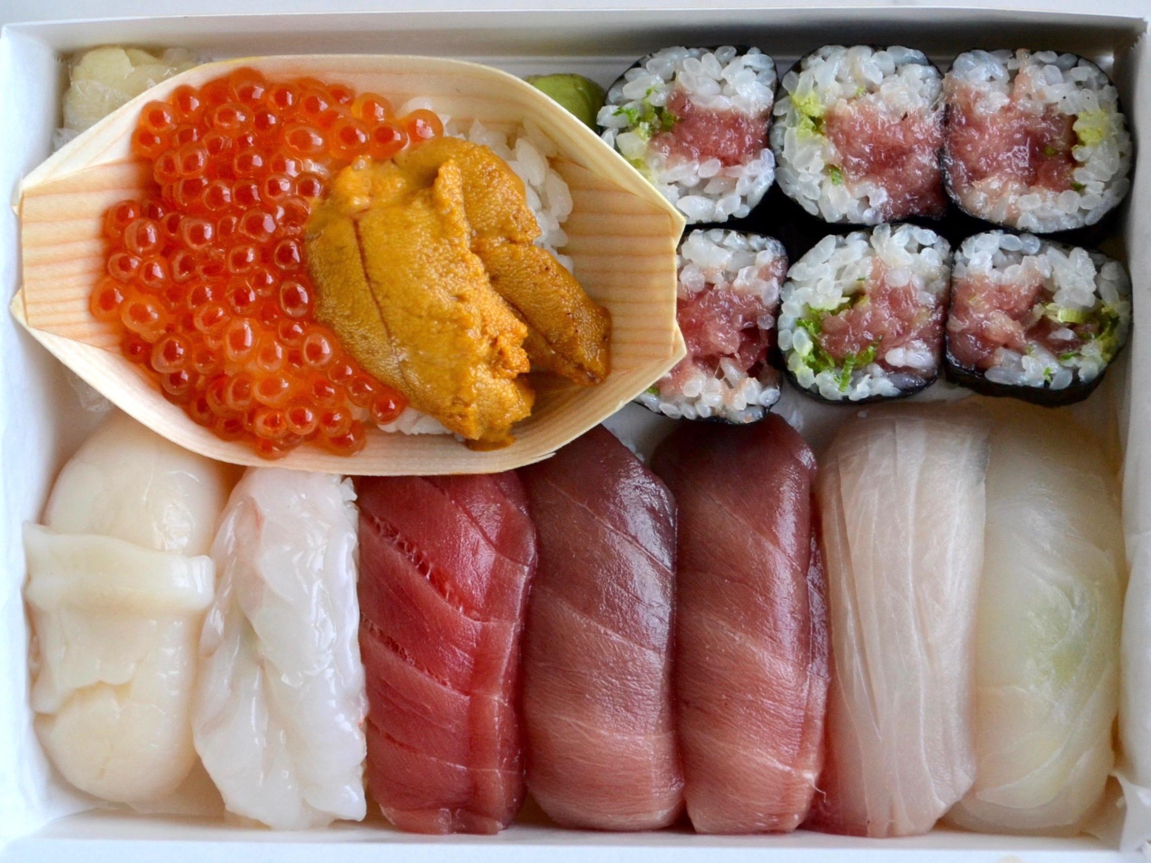 sushi covid