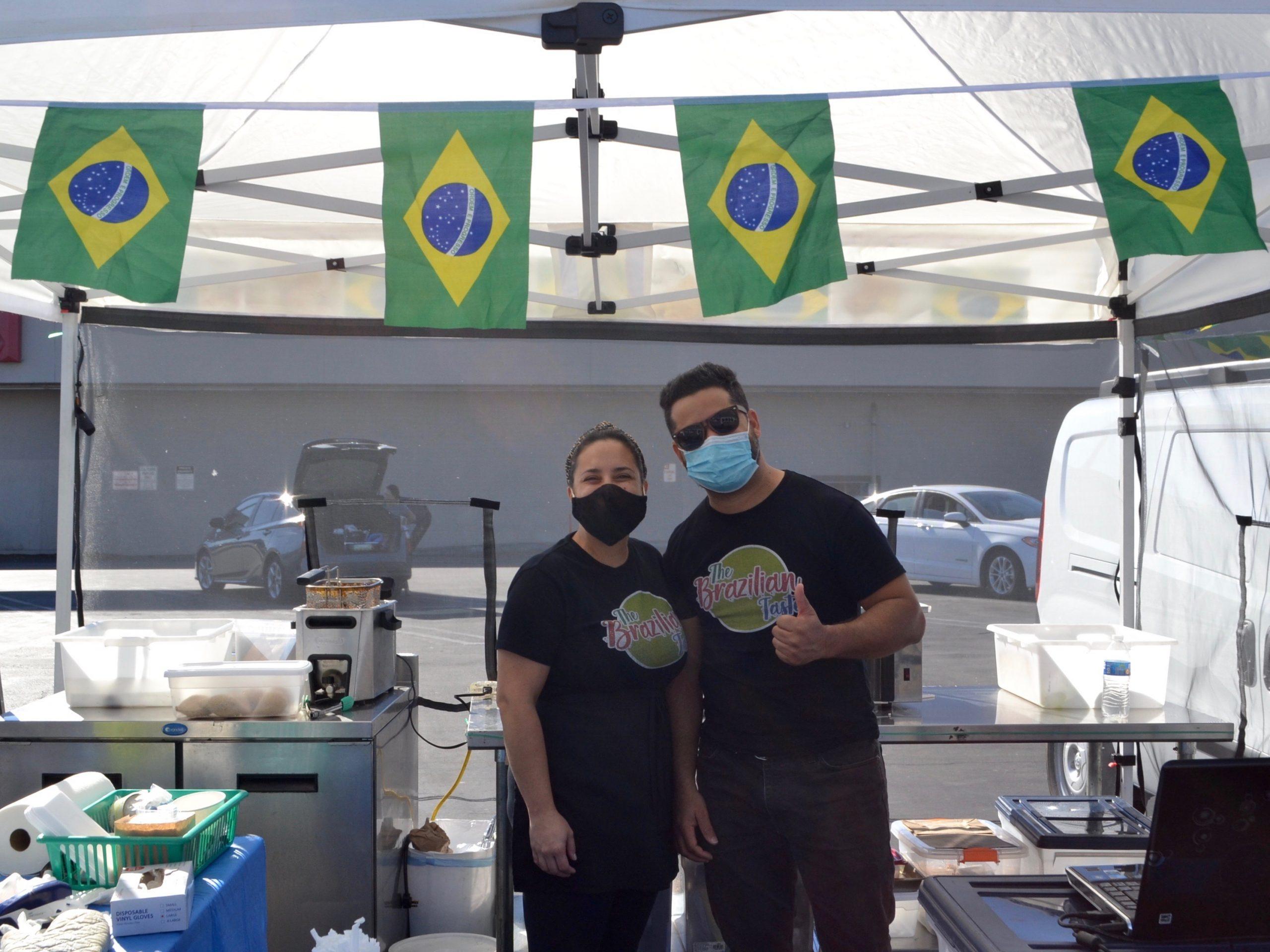 brazilian taste