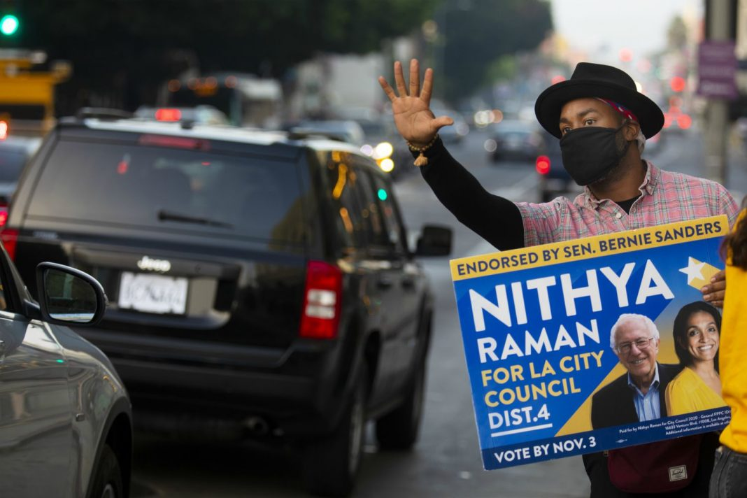 city council nithya raman