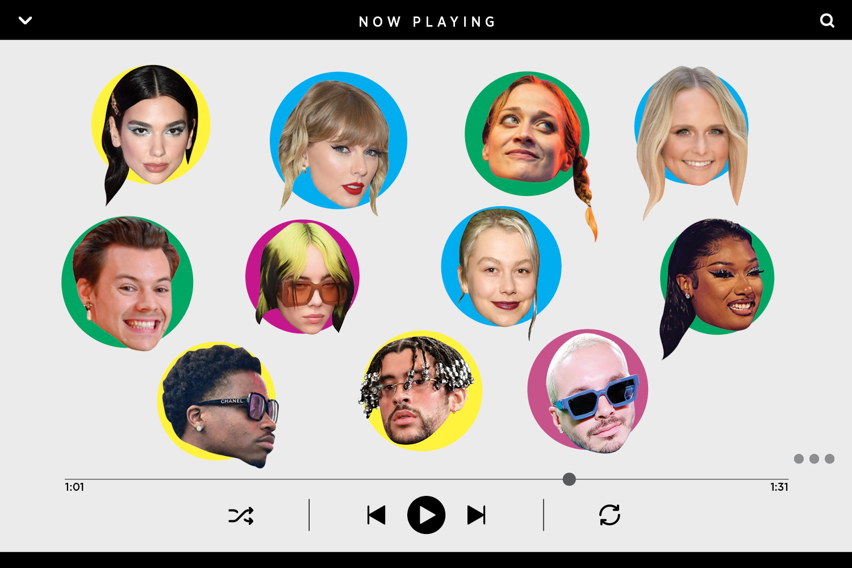 grammys playlist 2021