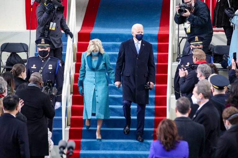 2021 Presidential Inauguration: Ceremony Video and Celebration Schedule