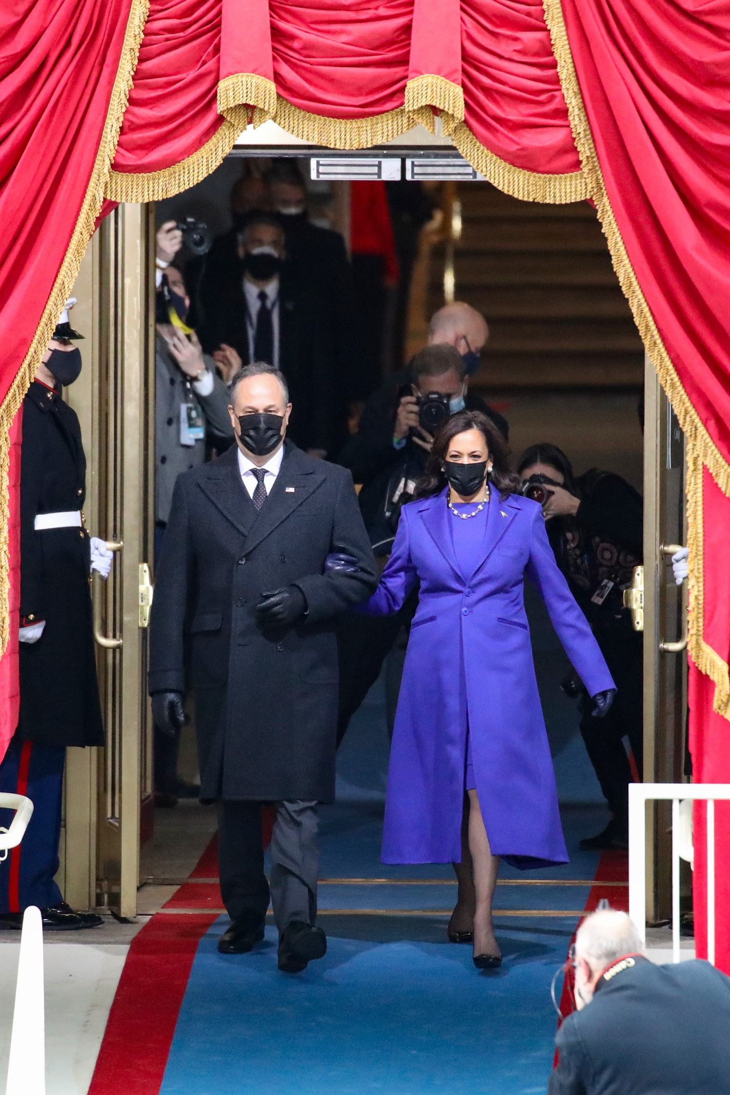 inauguration kamala harris