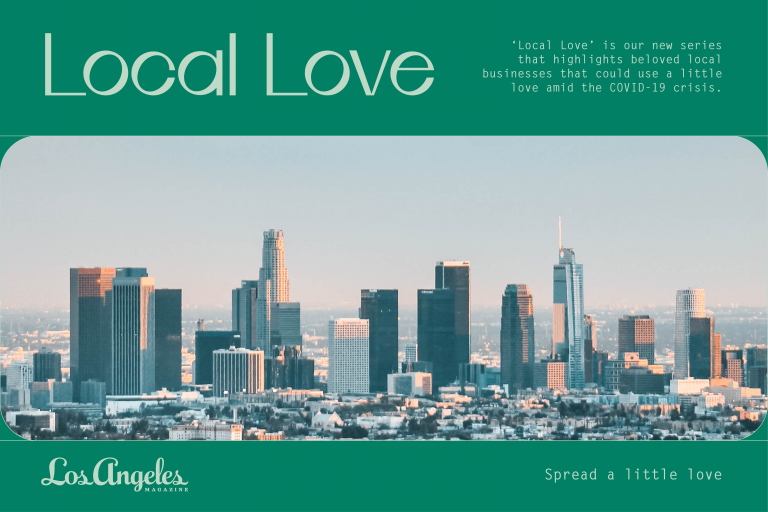 Spread Some Local Love with Los Angeles Magazine