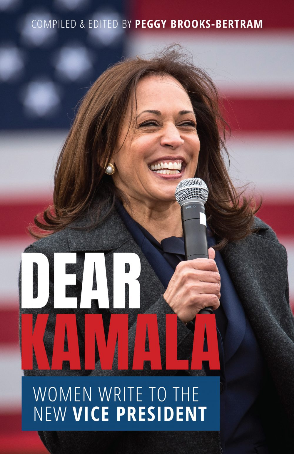 A New Book Collects Letters from Women Inspired by Kamala Harris