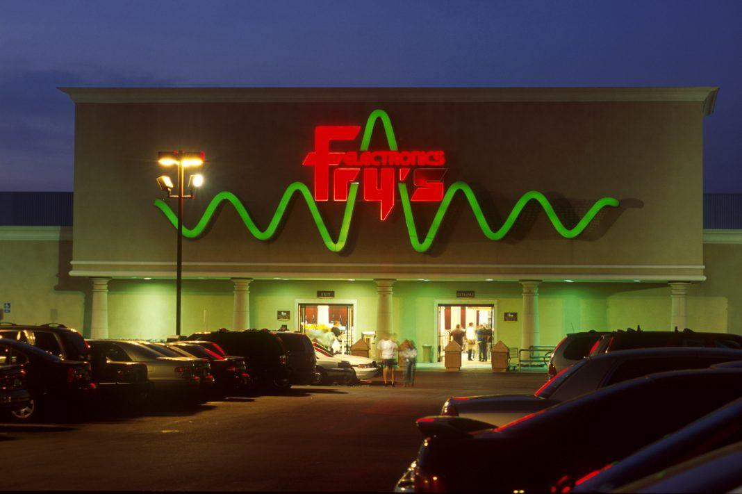 fry's electronics closing
