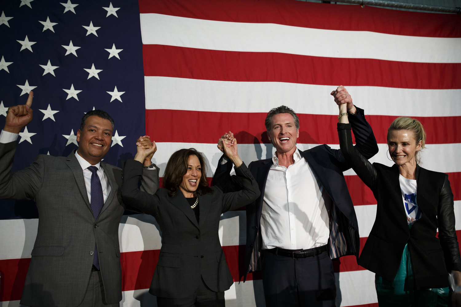 A New Poll Shows Cratering Support for the Newsom Recall—and Even Less for Caitlyn Jenner
