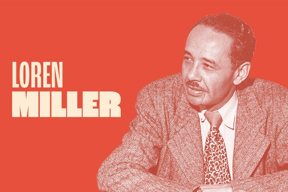 loren miller