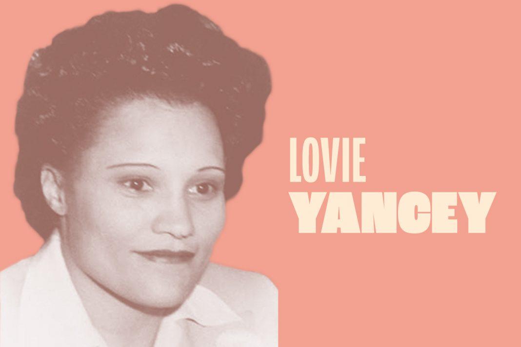 lovie yancey