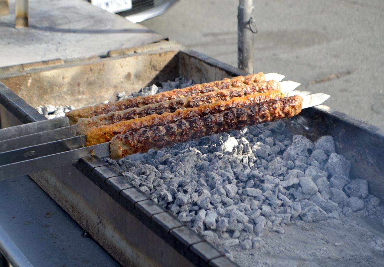 armenian lunch truck