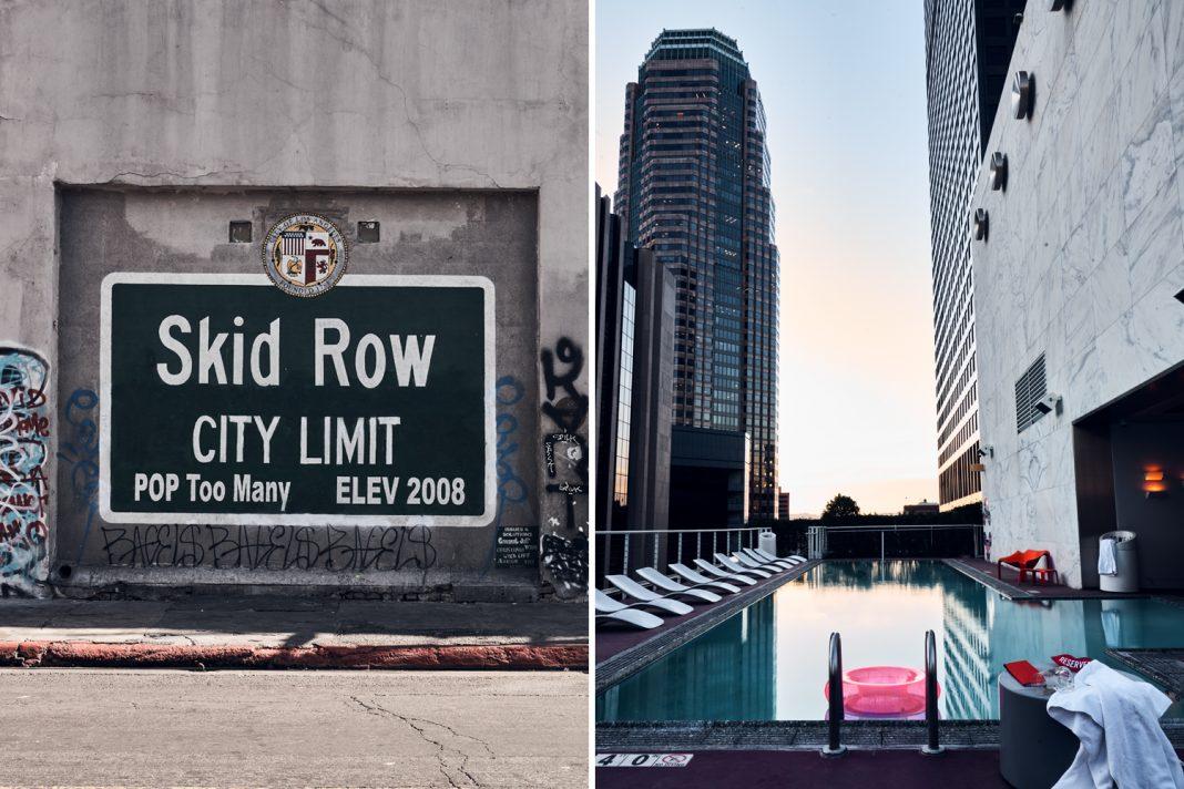 downtown covid-19 resurgence