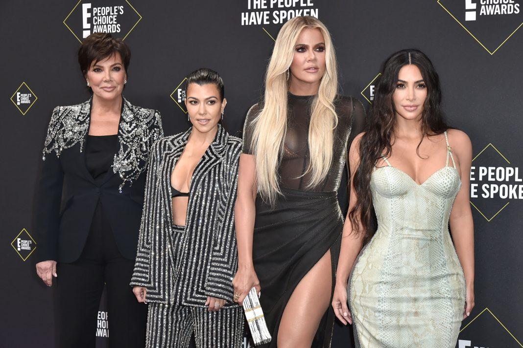 keeping up with the kardashians kim kardashian kris jenner