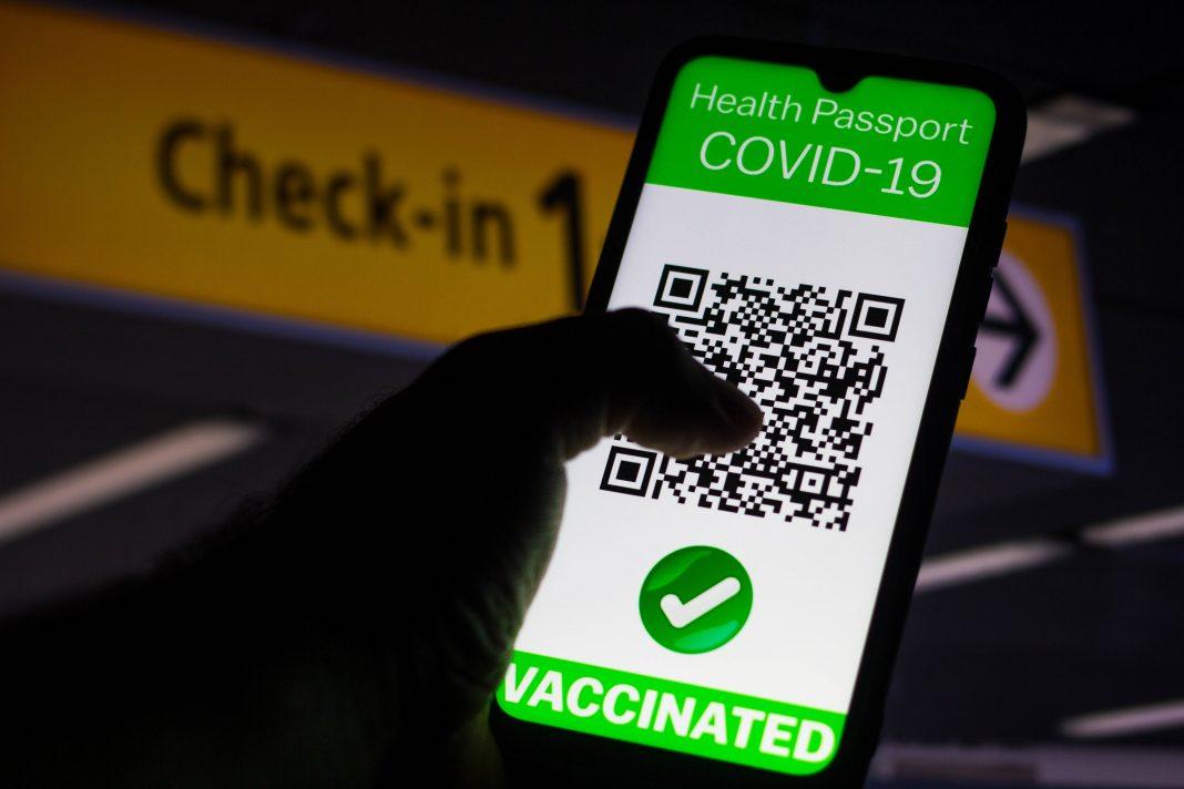 california vaccine passport