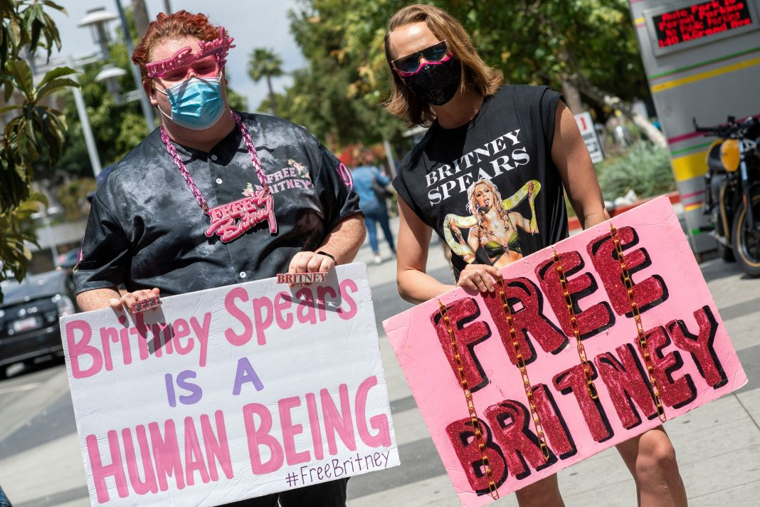 #freebritney britney spears conservatorship