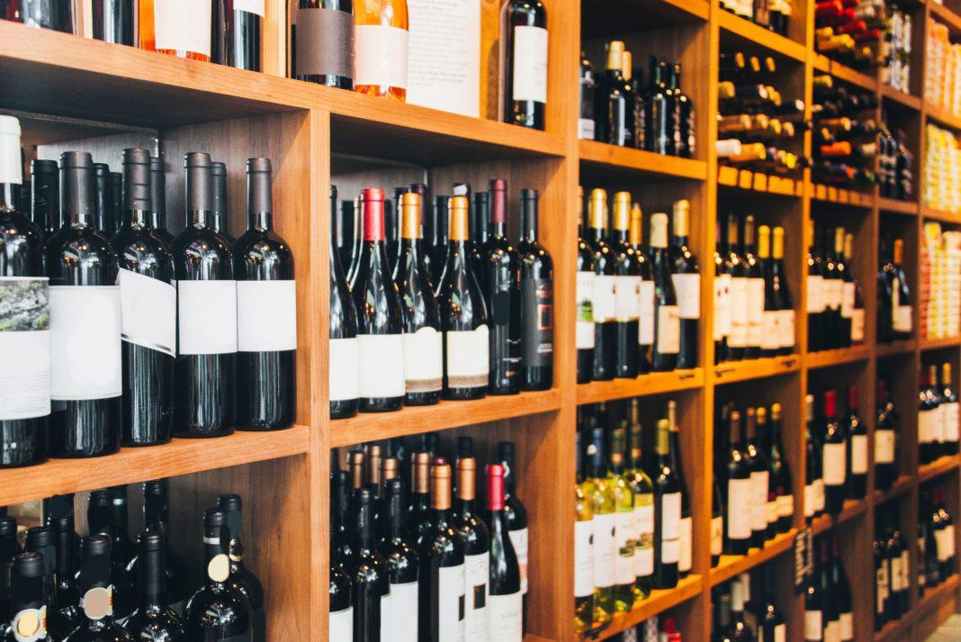 bottle shops liquor store