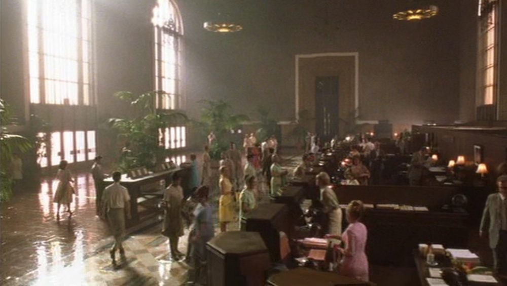 union station filming location catch me if you can