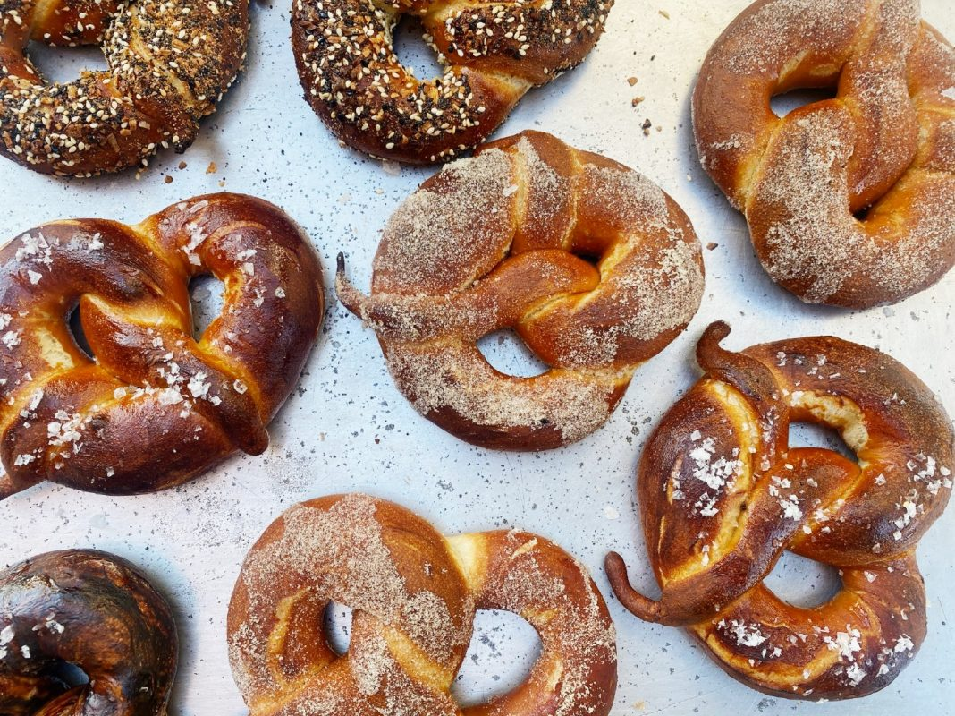 olly's pretzels