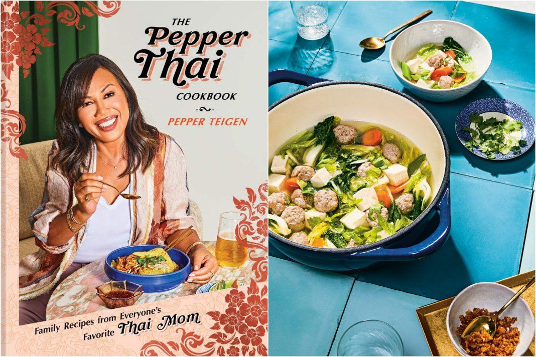 pepper teigen the pepper thai cookbook