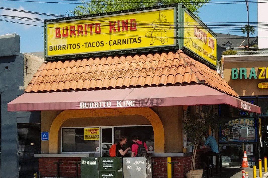 burrito king sunset echo park