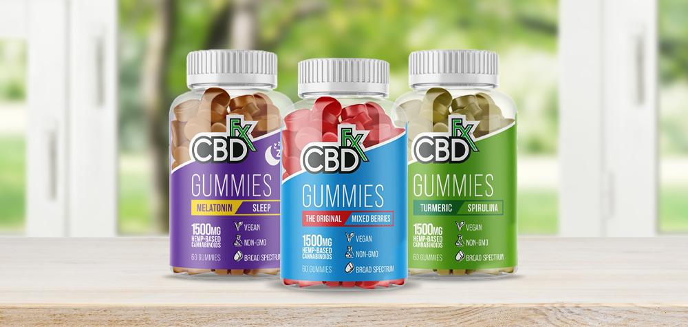 11 Best CBD Gummies: Top Brands for Sleep, Pain & Anxiety