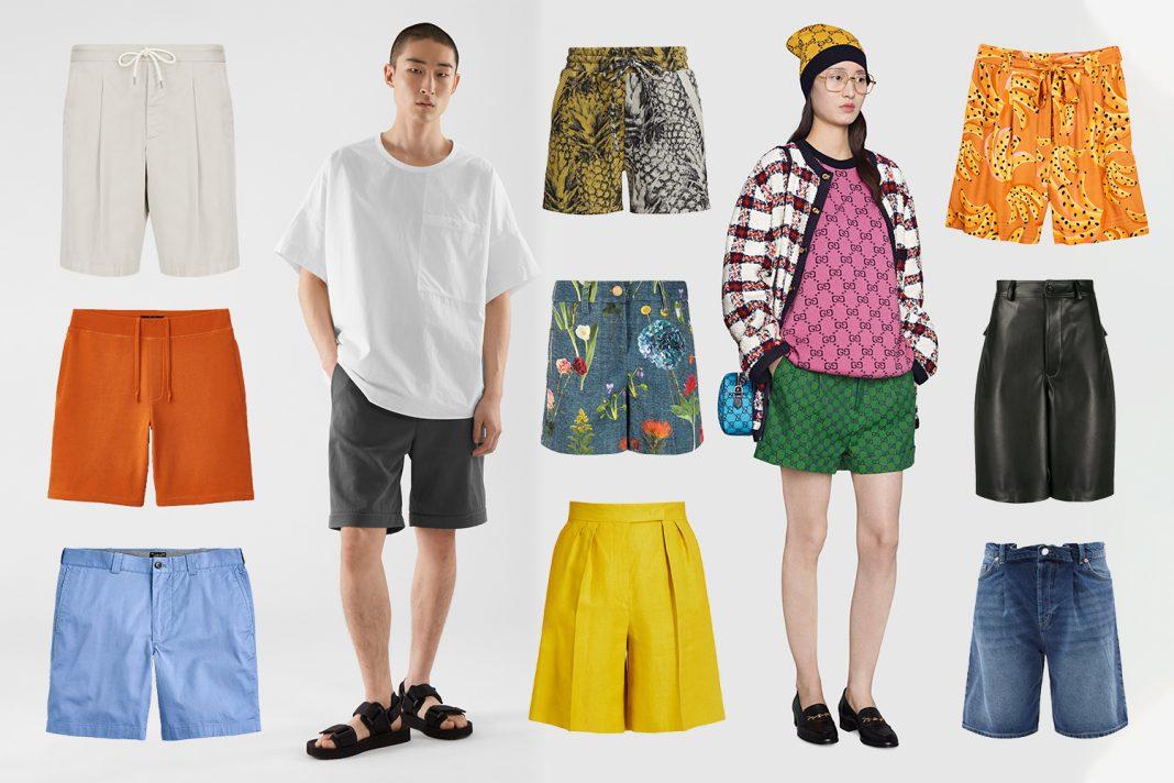 shorts summer 2021