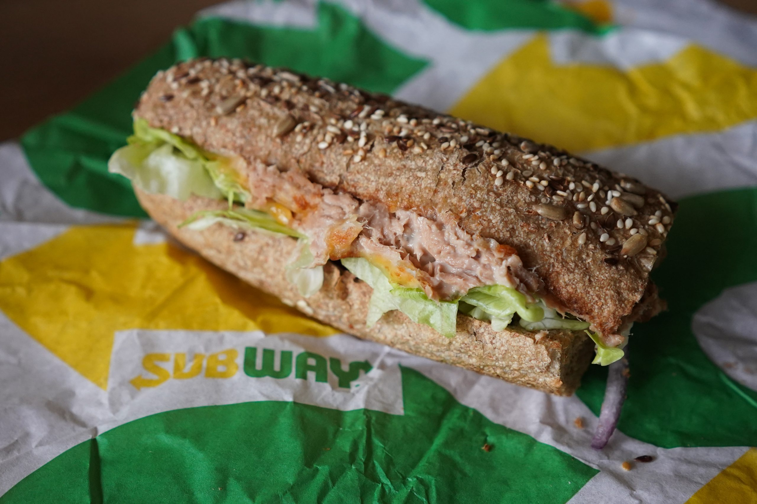 A Lab Says Subway Tuna Sourced in L.A. Was Mysteriously Missing Tuna DNA