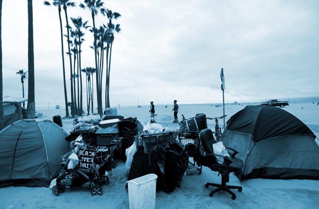 venice homeless
