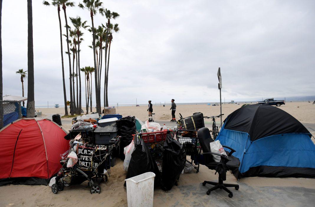 homeless vencie