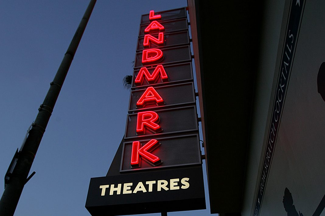 BEST OF L.A. MOVIE THEATERS