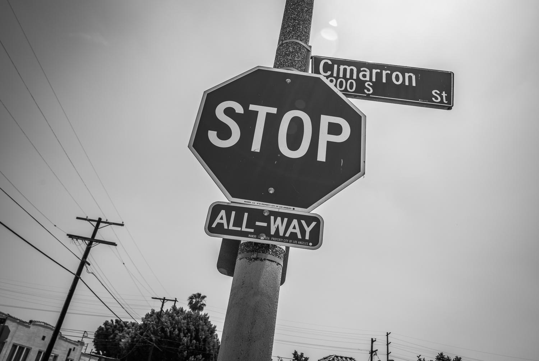 cimarron street
