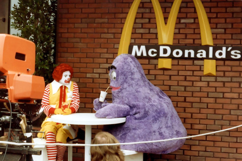 mcdonalds commercials