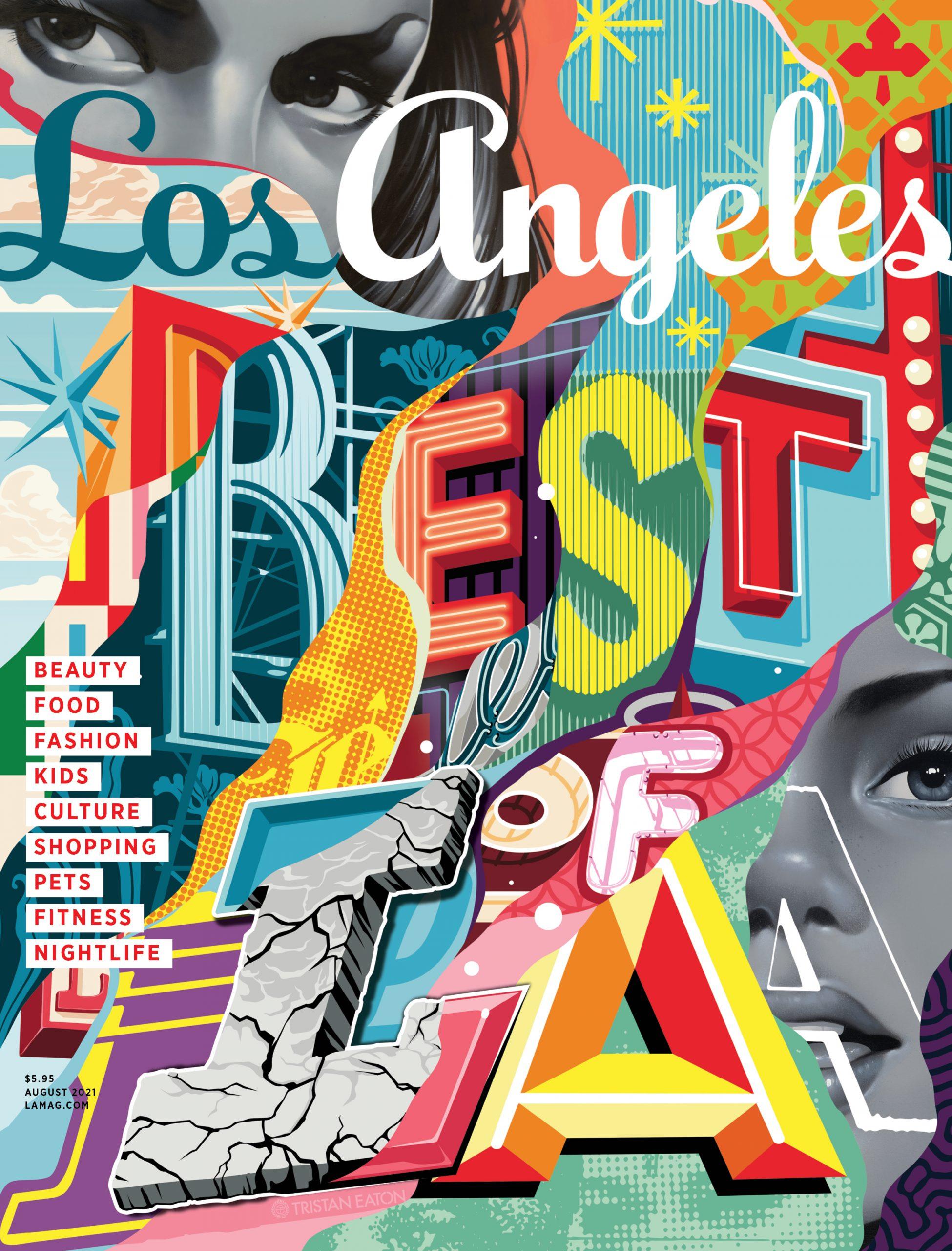 best of la cover