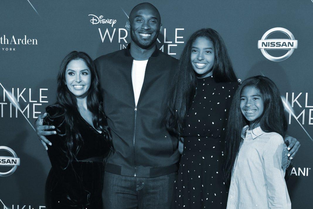 Natalia Bryant and family