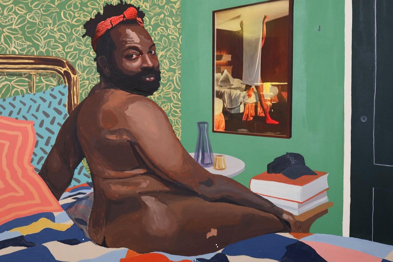 Maurice, 2021 by Corey Pemberton