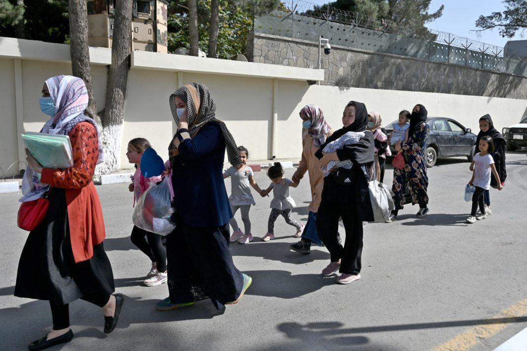 afghanistan los angeles