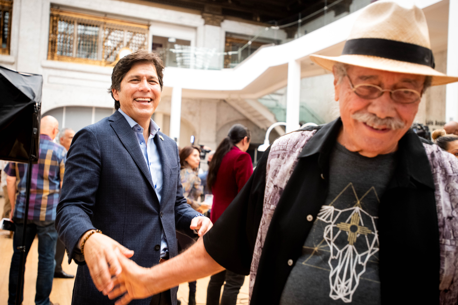 Councilman Kevin De León Joins the Mayor's Race: 'We Can't Go Back to the Old Normal'