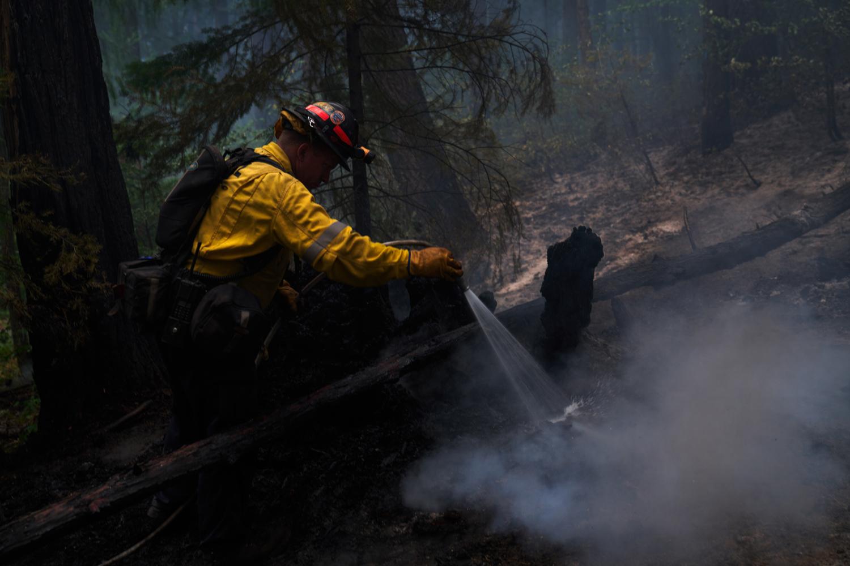 wildfire caldor fire